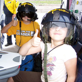Halo Flight Outreach Education