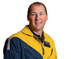Andrew Bryce, Flight Paramedic