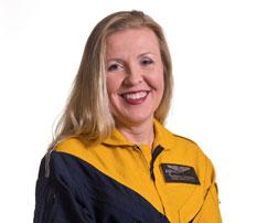 Christal Tressider, Flight Nurse