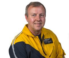 Curt Snodgrass, Pilot