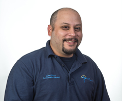 Isaac Garcia, Communications Specialists