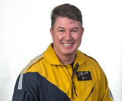 Neil Wilson, Pilot